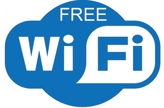 Internet wireless gratuito